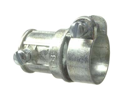 EMT/FLEX COMBINATION COUPLING